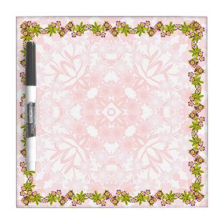 El Hellebore del rosa cuaresmal floral seca al tab Pizarra