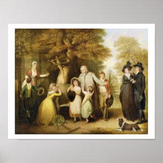 El heredero benévolo o el arrendatario restaurado  póster