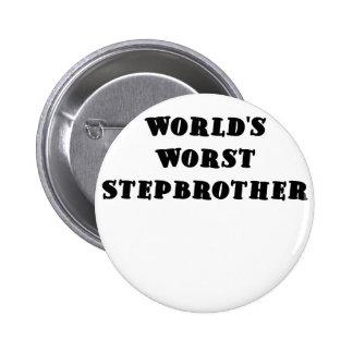 El hermanastro peor de los mundos pin