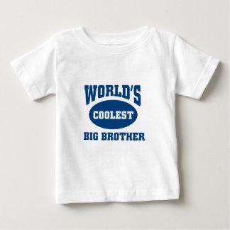 El hermano mayor más fresco playera para bebé
