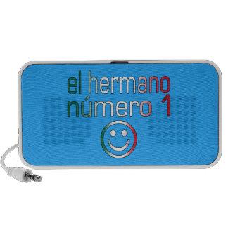 El Hermano Número 1 - Number 1 Brother in Mexican PC Speakers