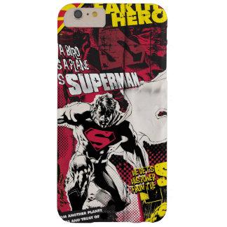 El héroe de la tierra funda para iPhone 6 plus barely there