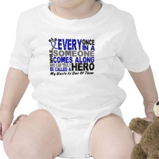 El héroe del ALS viene adelante 1 tío Camisetas
