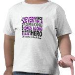El HÉROE del cáncer pancreático VIENE ADELANTE 1 a Camiseta