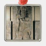 El héroe Gilgamesh que sostiene un león Ornamentos De Reyes Magos