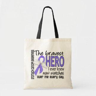 El héroe más valiente conocía nunca al cáncer de e bolsa tela barata