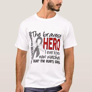 El héroe más valiente conocía nunca al cáncer de playera