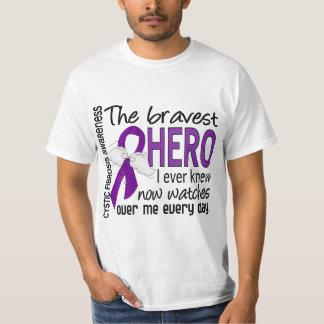 El héroe más valiente sabía nunca fibrosis playera