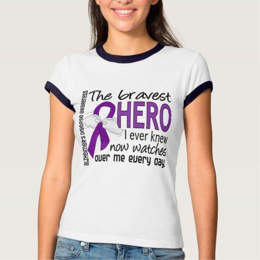 El héroe más valiente sabía nunca la enfermedad de tshirts