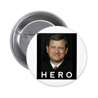 El héroe pin