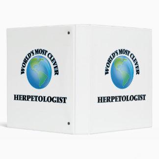 El Herpetologist más listo del mundo
