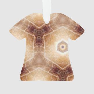 El hexágono extraño forma el modelo