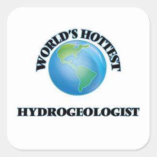 El hidrogeólogo más caliente del mundo