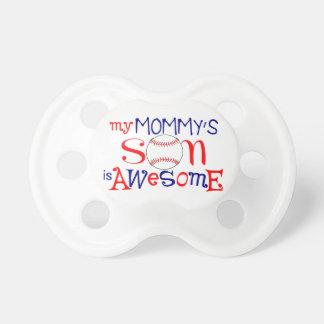 El hijo de mi mamá es impresionante chupetes para bebés