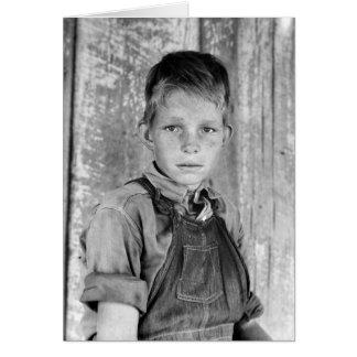 El hijo del aparcero - 1937 tarjetas