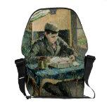 El hijo del artista, 1893 (aceite en lona) bolsas de mensajeria
