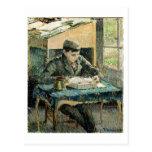 El hijo del artista, 1893 (aceite en lona) tarjetas postales