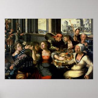 El hijo despilfarrador 1536 poster