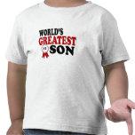 El hijo más grande del mundo camiseta