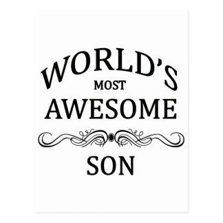 El hijo más impresionante del mundo postal