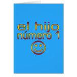 EL Hijo Número 1 - hijo del número 1 en español Felicitaciones