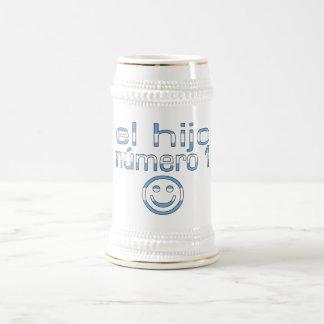 El Hijo Número 1 - Number 1 Son in Argentine Beer Stein