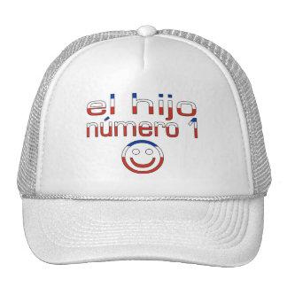 El Hijo Número 1 - Number 1 Son in Chilean Trucker Hat