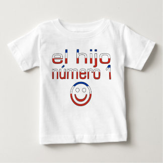 El Hijo Número 1 - Number 1 Son in Chilean T Shirt