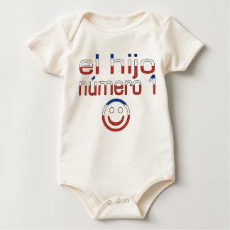El Hijo Número 1 - Number 1 Son in Chilean Romper