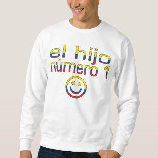 El Hijo Número 1 - Number 1 Son in Ecuadorian Sweatshirt