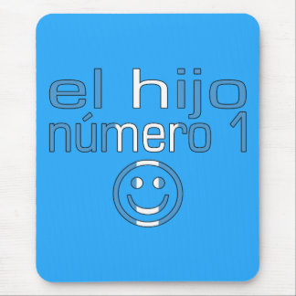 El Hijo Número 1 - Number 1 Son in Guatemalan Mouse Pad