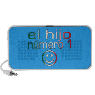 El Hijo Número 1 - Number 1 Son in Mexican Mp3 Speaker