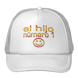 El Hijo Número 1 - Number 1 Son in Spanish Trucker Hat