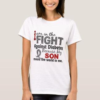 El hijo significa el mundo a mí diabetes playera