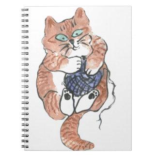 El hilado del tigre libros de apuntes