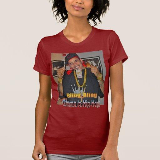 El hip-hop de la mujer de Obama Remera