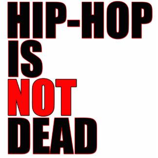 El hip-hop no es el llavero muerto 3D Llavero Fotográfico