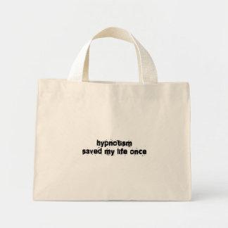El hipnotismo ahorró mi vida una vez bolsas de mano
