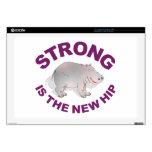 El hipopótamo, fuerte es la nueva cadera