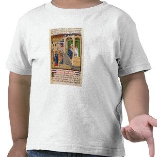 El histoire du Grand Alexandre Camisetas
