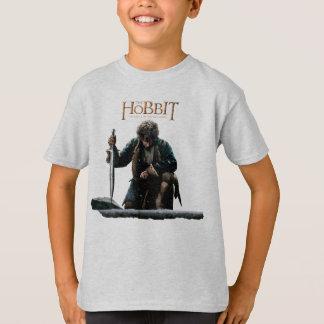El Hobbit - cartel de película de BAGGINS™ Playeras