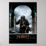 El Hobbit - cartel de película de BILBO BAGGINS™ Impresiones