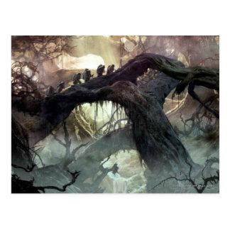 El Hobbit: Desolación del arte 2 del concepto de Tarjetas Postales
