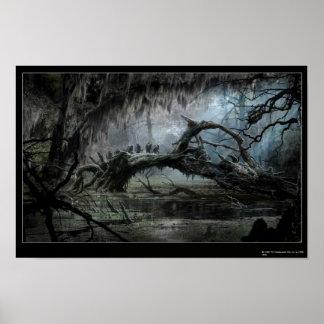 El Hobbit: Desolación del arte 3 del concepto de S Poster