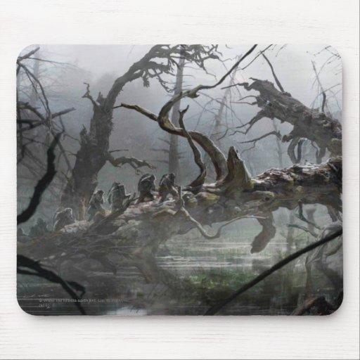 El Hobbit: Desolación del arte 4 del concepto de S Alfombrillas De Ratón
