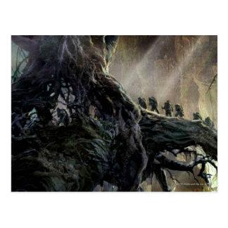 El Hobbit: Desolación del arte del concepto de Postales