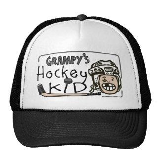 El hockey de Grampy Gorras