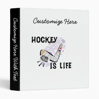 El hockey es duende malicioso de la vida y camiset
