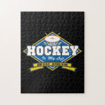 El hockey es mi vida puzzle