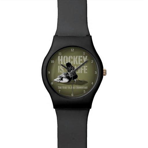 El hockey es vida relojes